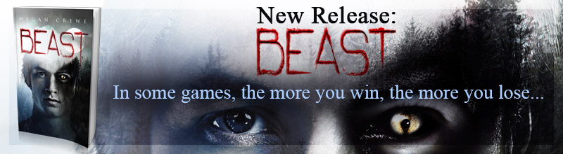 Newest book release: Beast