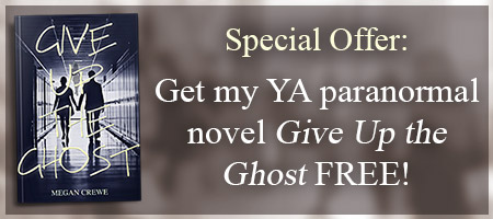 Free book offer: Give Up the Ghost