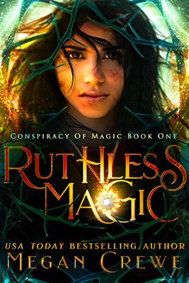 Ruthless Magic cover