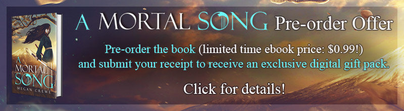A Mortal Song Preorder Offer